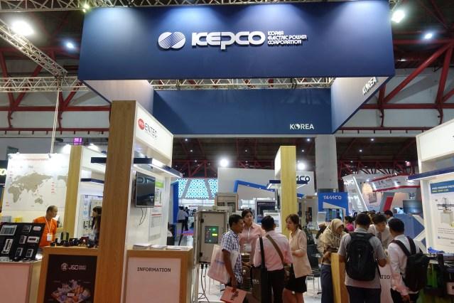 보도사진1. 인도네시아 전시회