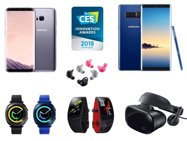 삼성전자-CES-2018-혁신상1